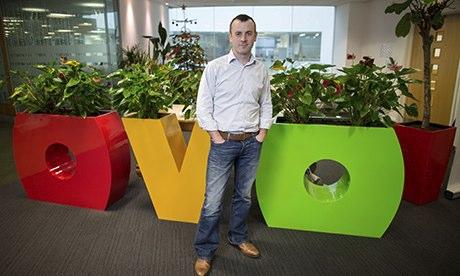 Stephen Fitzpatrick at OVO