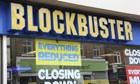 Blockbuster Video Shuts a Quarter of Stores