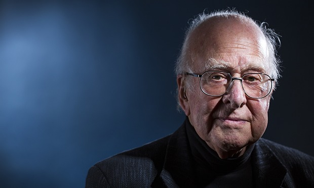 Peter Higgs earned a  million dollar salary, leaving the net worth at 10 million in 2017