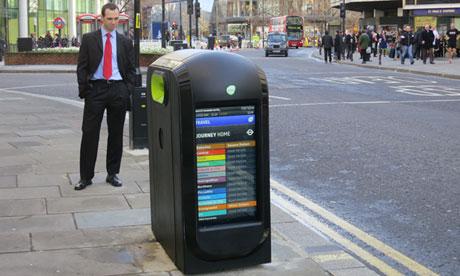 Renew recycling bin London