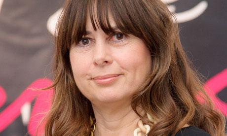 Alexandra Shulman, editor of British Vogue