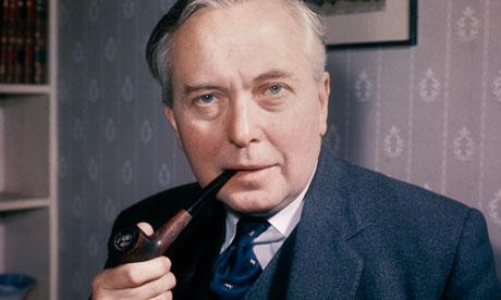Harold Wilson, 1963