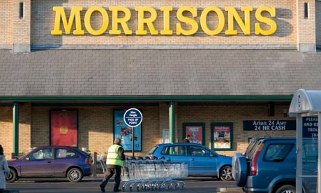 Morrisons buys 49 stores from failed Blockbuster