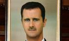 Portrait of Bashar al-Assad