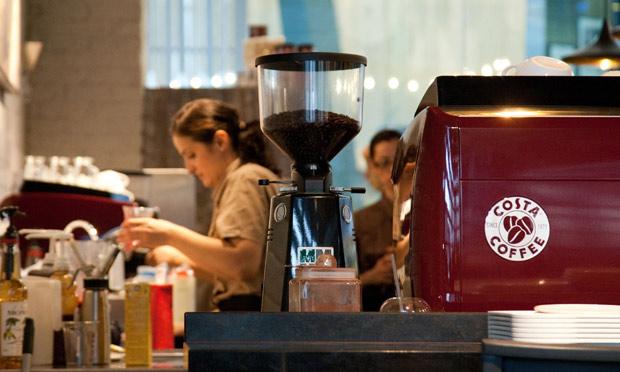 Costa Coffee Job Application