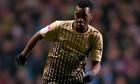 Bradford City's Zavon Hines
