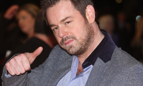 Danny Dyer at the Run for Your Wife premiere, 2013