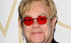 Elton John, in Los Angeles, seems ready to release The Diving Board