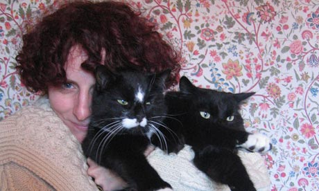 Maggie O'Farrell cats