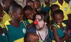 Jonathan Ross in Accra