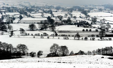 Winter weather - snow