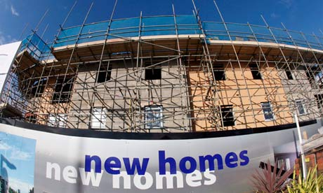 New Homes Being Built In South East England