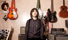 Bobby Gillespie from Primal Scream, in the ban&#39;ds studio in Primrose Hill, London