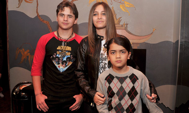 Michael Jackson Kids Names And Ages Michael jackson's kids are