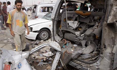 Car bomb blast in Basra