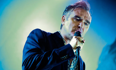 Morrissey Performs At The Royal Albert Hall