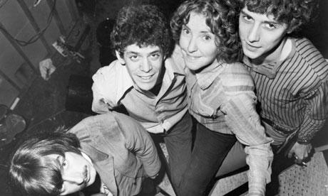 Velvet Underground – Moe Tucker