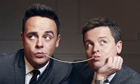 who are ant and dec dating