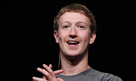 Mark Zuckerberg, 2011