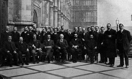 Parliamentary Labour party 1906