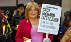 Campaigner candle-lit vigil Lucy Meadows