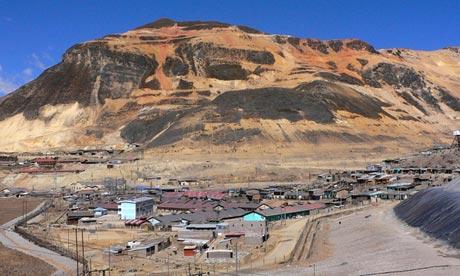 China's exploitation of Latin American natural resources raises ...