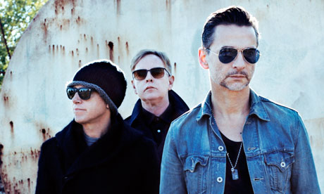 Depeche Mode: 'We're dysfunctional. Maybe that's what makes us tick'