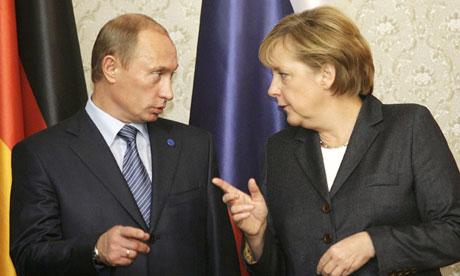 Кипрское спасение угрожает 'особым отношениям' Германии с Россией
