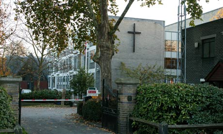 London Oratory school in west London