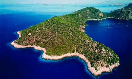 island of Oxia
