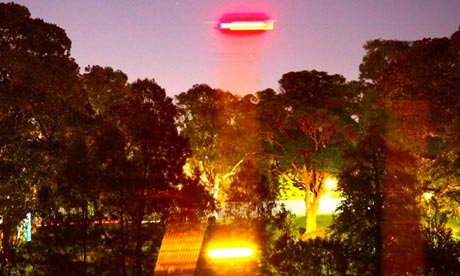 One of Russell Crowe's UFO pictures
