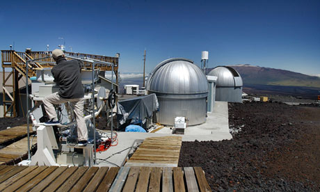 MAUNA LOA OBSERVATORY