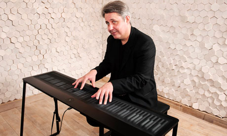 John Moore plays the Seaboard