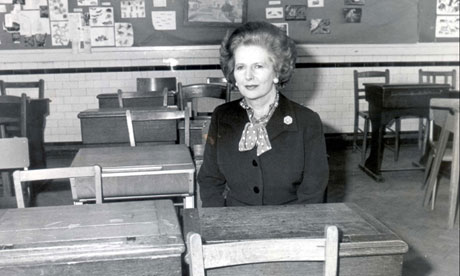 Margaret Thatcher, 1982.