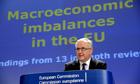 European economic commissioner Olli Rehn