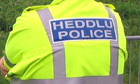 Police in wales