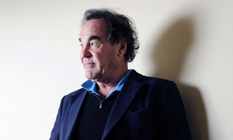 Oliver Stone, 2013