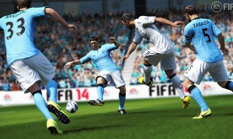Fifa 14 city