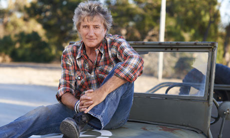 Rod Stewart: 'I thought songwriting had left me'