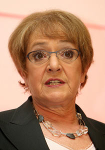 Margaret Hodge says it feels as if MPs are in recess most of the time.