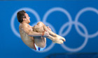 LONDON 2012 OLYMPIC GAMES, DIVING, MENS 10M PLATFORML
