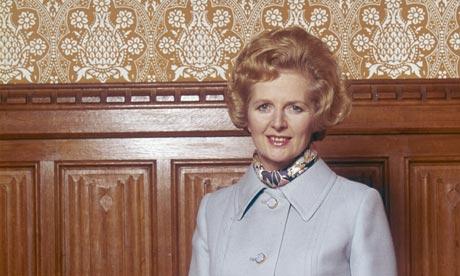 Margaret Thatcher c1970