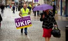 Ukip in South Shield