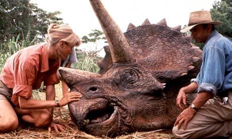 Jurassic Park film, 1993
