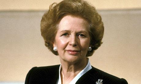 Mrs Thatcher