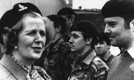 Margaret Thatcher in Northern Ireland