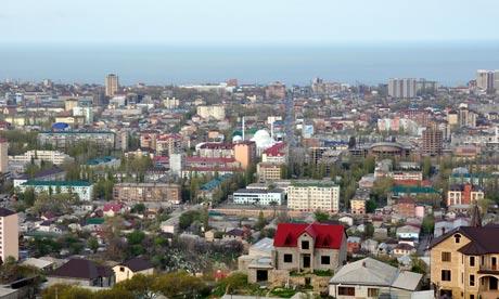 Столицу Дагестана потрясли взрывы