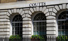 Coutts bank