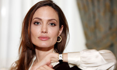 Angelina Jolie has done something extraordinary