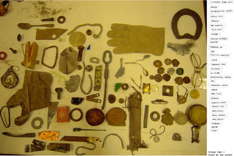 Things That I Found on the Ground by Tom Waits